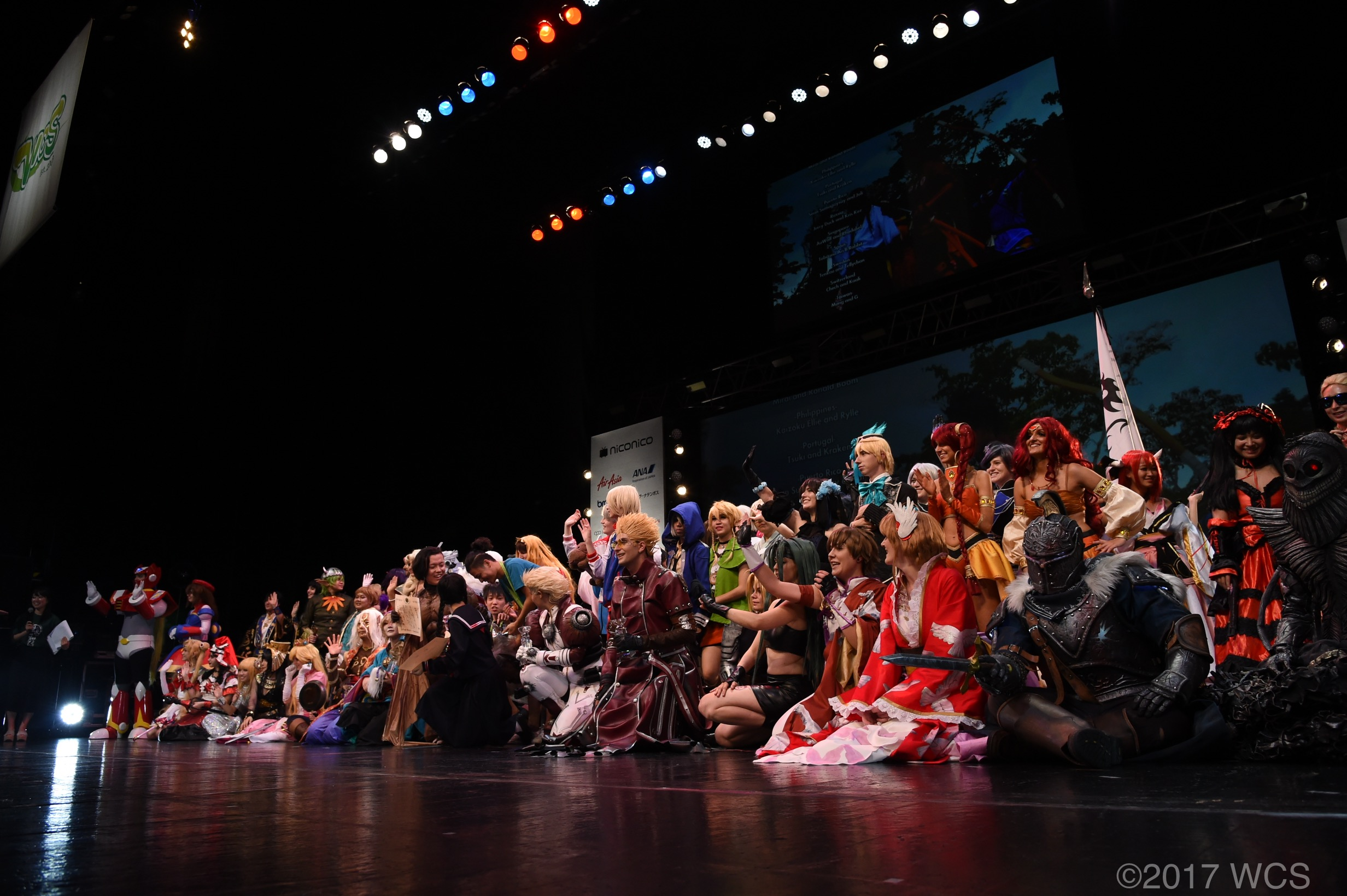 36か国から参加者が集結! 愛知県名古屋市で世界最大のコスプレイベントが開催