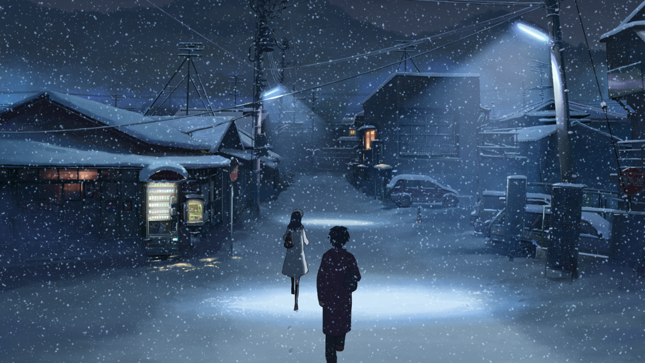 5 Centimeters per Second(Tochigi City)