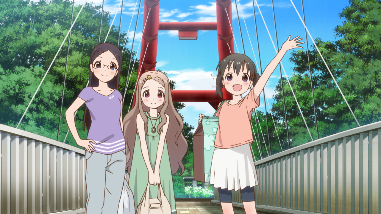 Encouragement of Climb Third Season