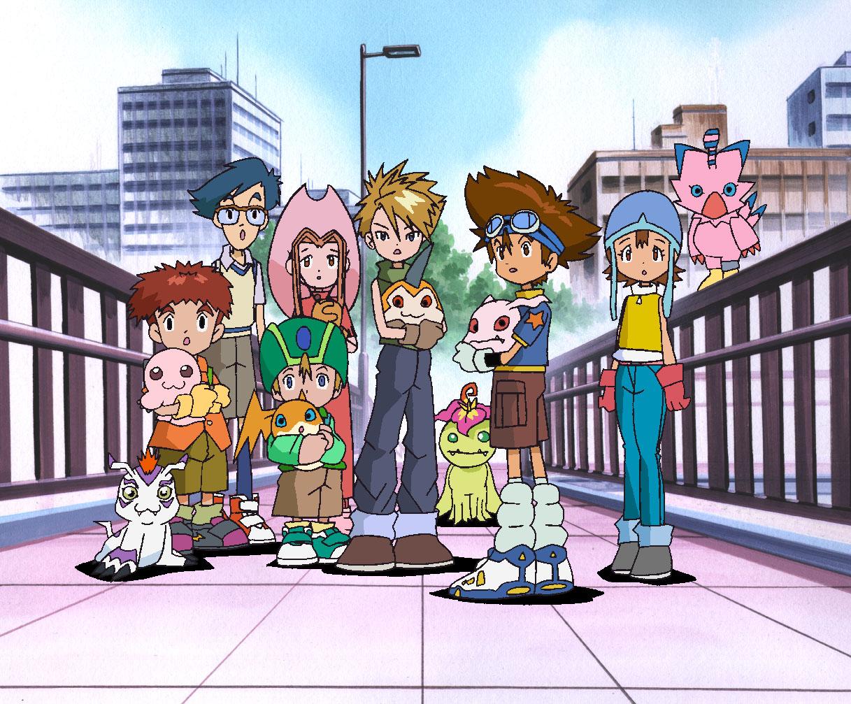 Digimon Adventure(Tokyo Nerima-ku Hikarigaoka)