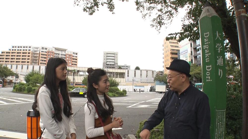 BNK48がアニメ聖地を紹介するテレビ番組が、JAL国際線で上映中!
