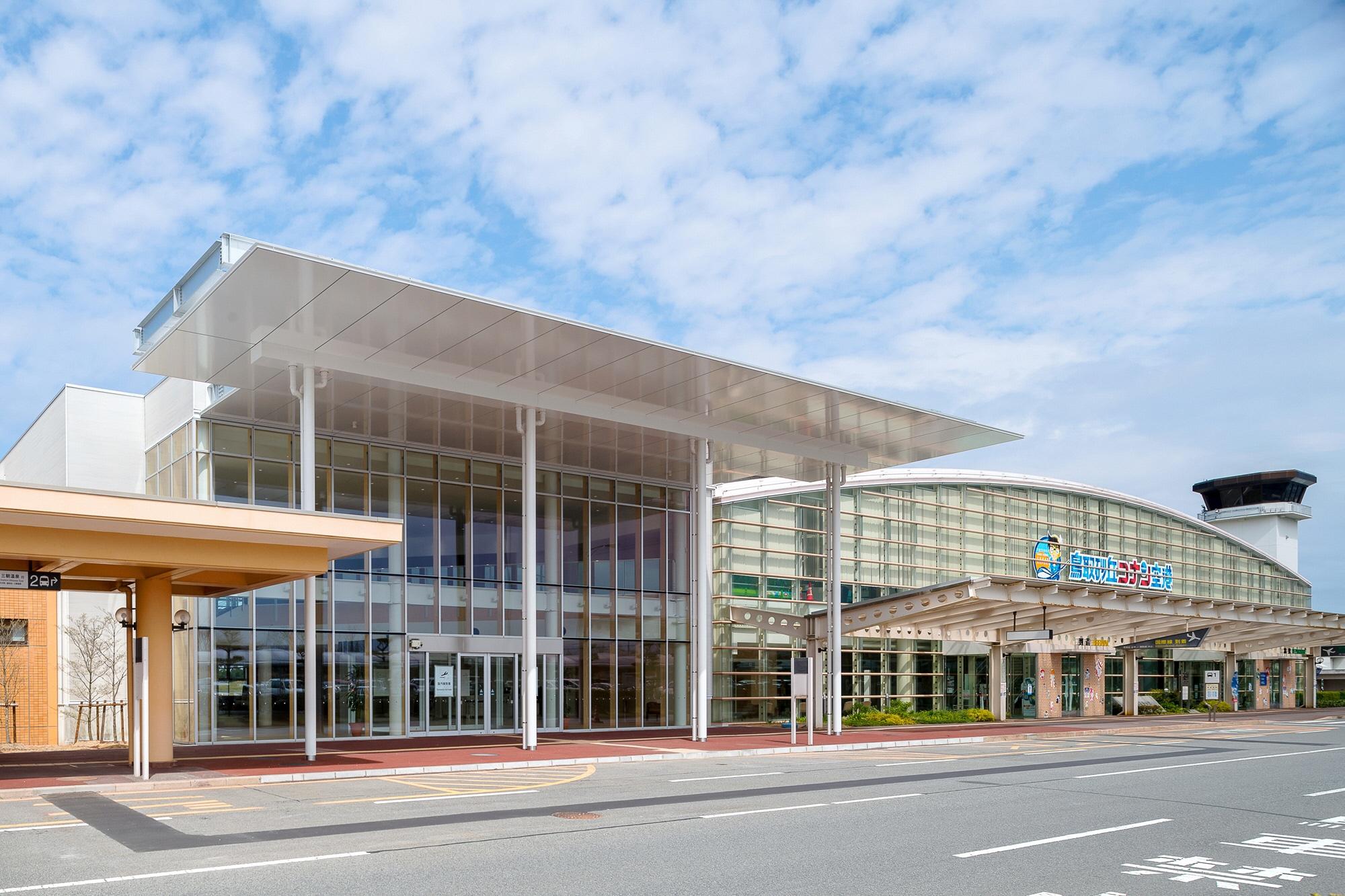 オブジェや再現展示がパワーアップ! 「鳥取砂丘コナン空港」がグランドオープン