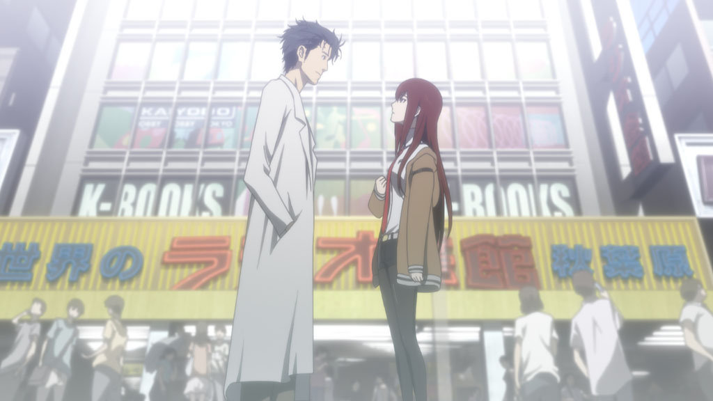 STEINS;GATE(シュタインズ・ゲート)