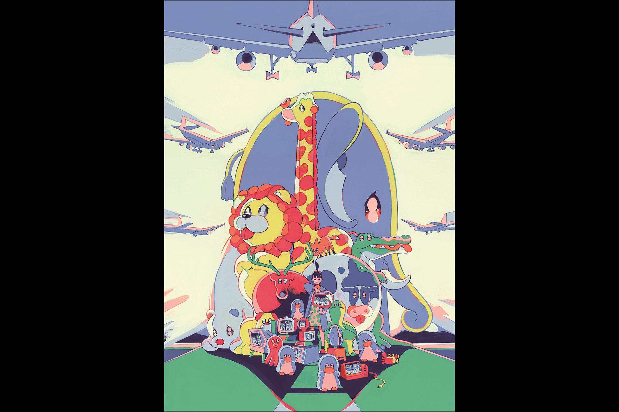 「秒速5センチメートル」の世界初となる爆音上映も! 北海道の新千歳空港で開催される国際アニメ映画祭に注目