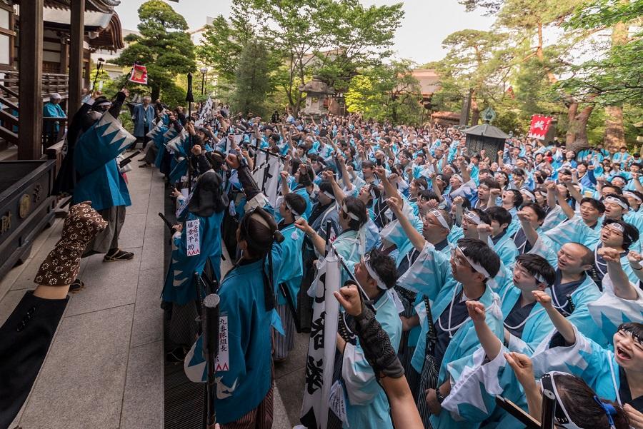 約800人がパレード!新選組ゆかりの地・東京都日野市の祭りが熱い!
