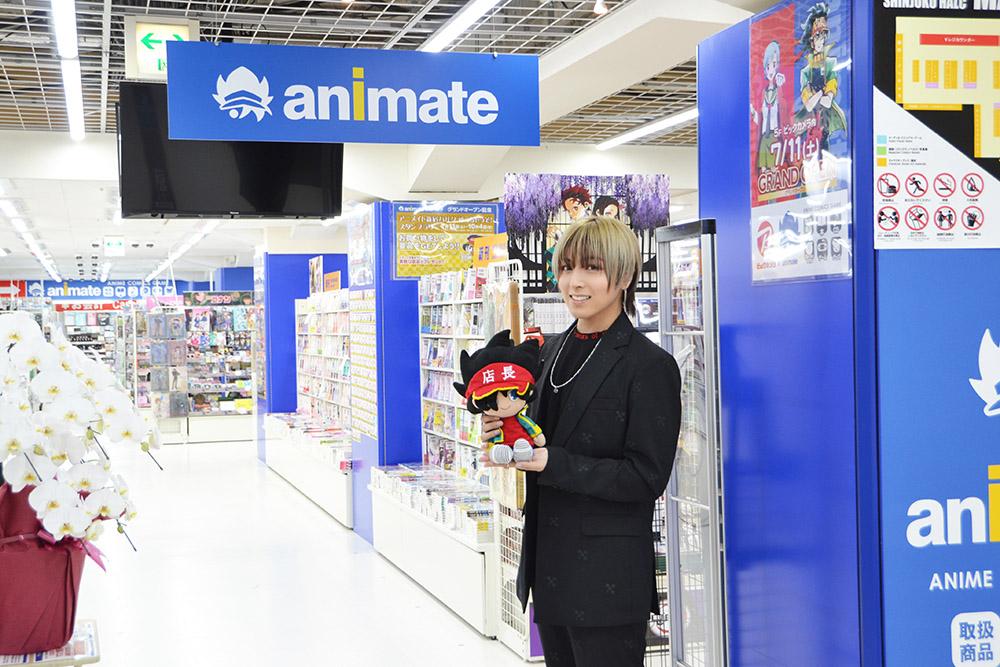 アニメイト新宿ハルクがグランドオープン!