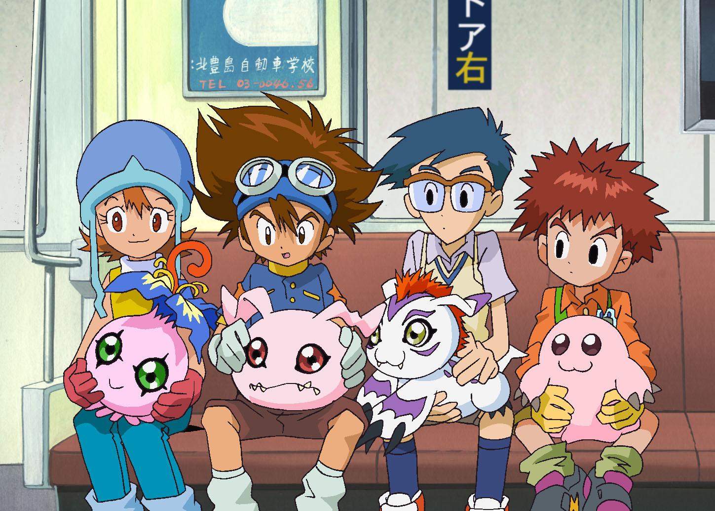 Digimon Adventure(Tokyo Minato-ku Odaiba)