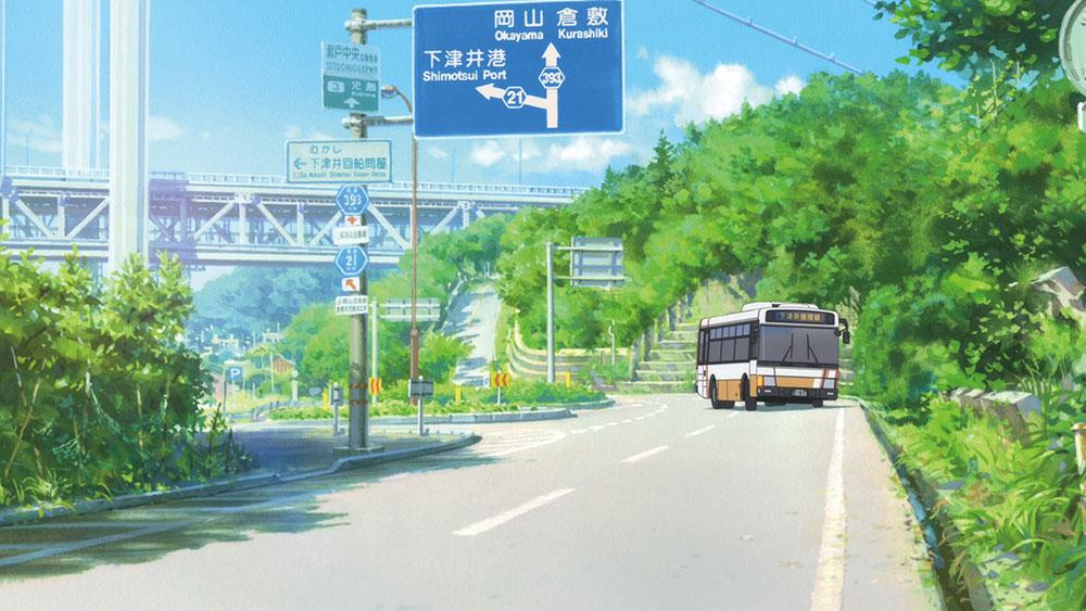 日本アカデミー賞の優秀アニメーション作品賞に輝いた「ひるね姫~知らないワタシの物語~」の舞台を散策!
