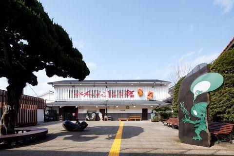 水木しげるロード(鳥取県 境港市)