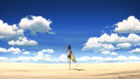 5 Centimeters per Second(Tanegashima)