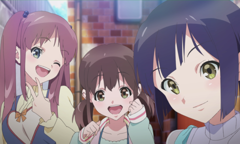 Wake Up, Girls!New Chapter