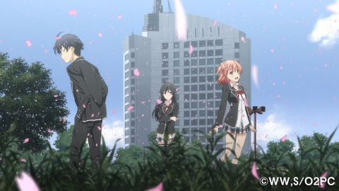 『My Teen Romantic Comedy SNAFU』Series