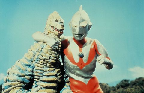 ULTRAMAN SERIES  (Birthplace of Eiji Tsuburaya)(Sukagawa City, Fukushima Pref.)